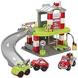 garage voiture enfant jeux et jouets. Black Bedroom Furniture Sets. Home Design Ideas
