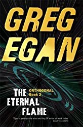[The Eternal Flame] (By: Greg Egan) [published: October, 2012]