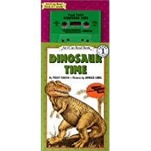 Dinosaur Time Book and Tape (I Can Read Book 1)