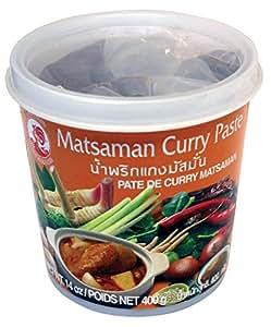 Cock Brand - Matsaman Currypaste - 400g