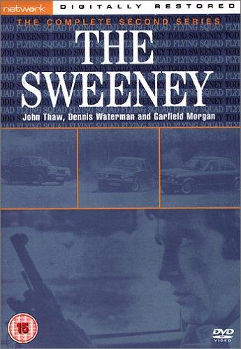 The Sweeney [4 DVDs] [UK Import]
