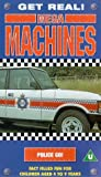 Picture Of Mega Machines: Police Go! [VHS]