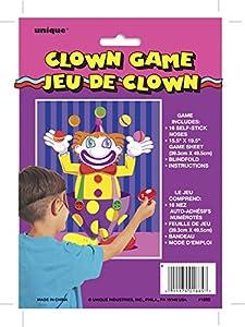 Clown-Partyspiel für 16 (englische Version)