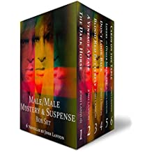 Male/Male Mystery and Suspense Box Set: 6 Novellas (English Edition)