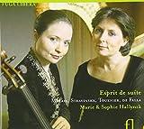 Esprit de Suite - Suiten für Violoncello und Harfe