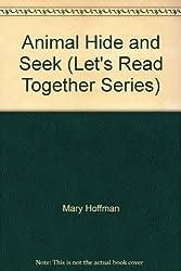 Animal hide and seek (Let's read together)