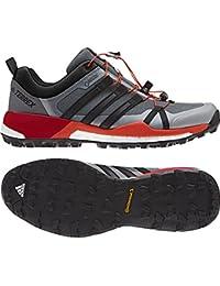 Adidas all aperto Terrex Boost Gtx  Nero   bianco   grigio vista della  scarpa 80925b0df6a
