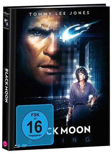 Black Moon Rising - Mediabook (limitierte Auflage 250 Stück) plus Bonusfilm (Das Philadephia Experiment) [Blu-ray]
