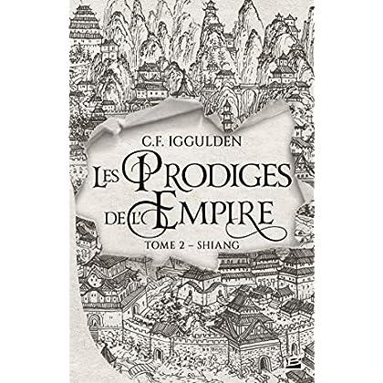 Shiang: Les Prodiges de l'Empire, T2