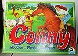 *Vintage* CONNY Brettspiel - MÄDCHEN - PFERDE - ABENTEUER - Spiel ab 8 Jahren, für 2-4 Spieler