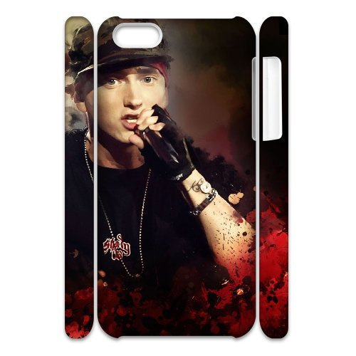 LP-LG Phone Case Of Eminem For Iphone 4/4s [Pattern-6] Pattern-2