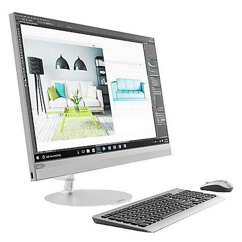 """Lenovo IdeaCentre AIO 520-27ICB i7-8700T 16GB 1TB 256GB SSD 27\"""" RX550 QHD Win 10"""