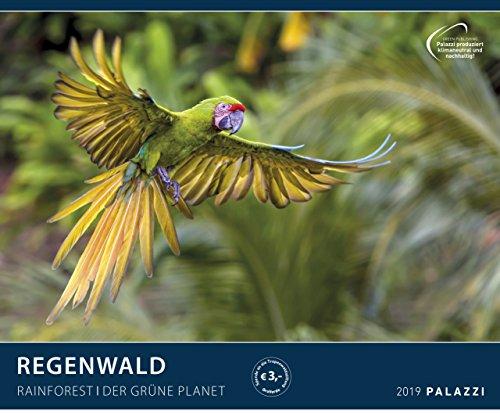 REGENWALD 2019: DER GRÜNE PLANET - Tiere - Wald - Amazonas