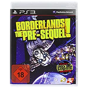 Borderlands: The Pre Sequel – [PlayStation 3]