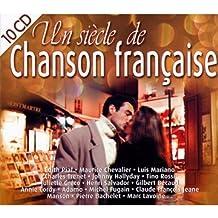 Un Siècle De Chanson Française (Coffret 10 CD)