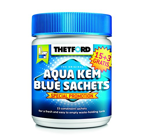 Thetford Aqua Kem Blue Sachets 18 Beutel