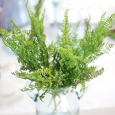 Huayifang natale artificiale fiori di seta per la tavola di cena decorazioni per matrimoni fiori finti 5 filiali