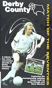 Derby County-Match of the 70's [VHS]