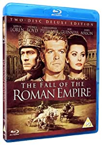 The Fall Of The Roman Empire [Blu-ray]