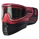 Empire Paintball Maske E-Flex, Rot, 61151