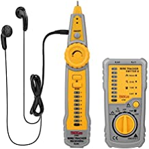 Tacklife CT01 Rilevatore di Cavi Elettrici Tester di Cavi Network