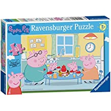 Ravensburger Peppa Pig – Family Time 35PC Jigsaw puzzle