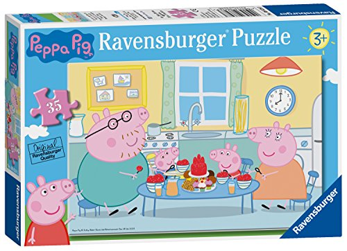 Ravensburger Peppa Pig – Family Time 35pc Puzzle
