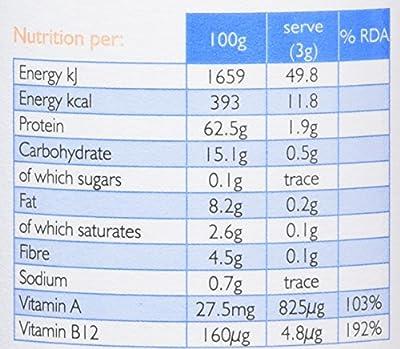 One Nutrition 200 g Organic Spirulina Powder