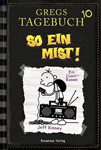 Gregs Tagebuch 10 - So ein Mist!: Band 10 - Geschichte Usa Der Illustrierte Eine