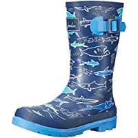 Joules Boys' Jnr Welly Wellington Boots