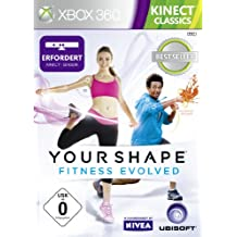 Your Shape : Fitness Evolved - classics - Kinect erforderlich [import allemand]