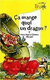 """Afficher """"Ça mange quoi un dragon ?"""""""