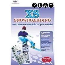 Digital Bridges: XS Snowboarding - schwarz / weiß