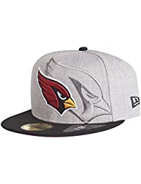 New Era 59Fifty Cap - SCREENING NFL Arizona Cardinals grau