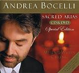 Andrea Bocelli - Airs Sacrés (Edition spéciale CD + DVD)