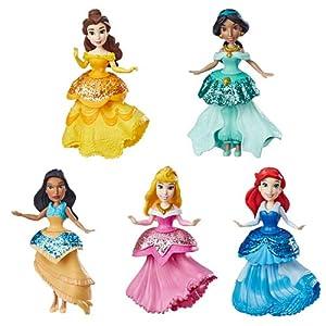 Disney Princess E3049 - Muñeca (tamaño pequeño), diseño de Princesas