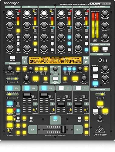 Behringer DIGITAL PRO MIXER DDM4000 DJ Mixer