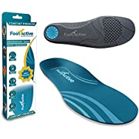 FootActive facomprs, FootActive COMFORT PREMIUM - Federleichter Laufkomfort für Füße, Bein und Rücken, speziell bei Fersensporn - GR. 39-41 (S)