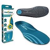 FootActive COMFORT PREMIUM - Federleichter Laufkomfort für Füße, Bein und Rücken, speziell bei Fersensporn - GR. 44 - 45 (L)