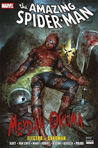 Amazing Spiderman Cilt 14 : Meydan Okuma : Electro ve Sandman
