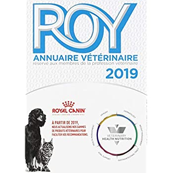 Annuaire vétérinaire Roy : Année 2019