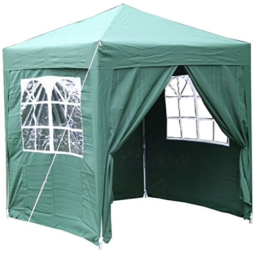 Airwave Pop-Up-Pavillon, 2 x 2 m, grün