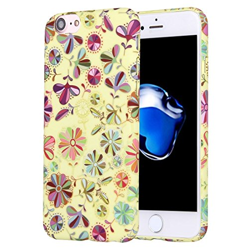 GHC Cases & Covers, Für iPhone 7 National Style Blumenmuster PC Schutzhülle ( SKU : Ip7g0594g ) Ip7g0594e