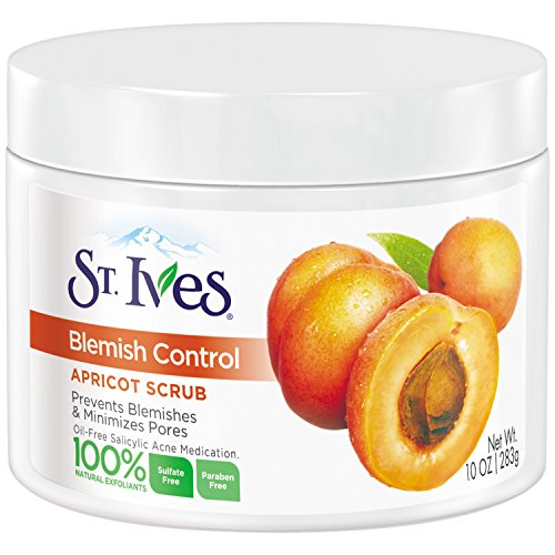 st-ives-apricot-scrub-naturally-clear-blemish-and-blackhead-control-10-ounce-pack-of-2