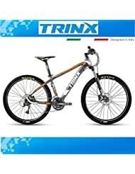 Mountain Bike Bicicleta trinx B700big727,5MTB Shimano Altus 27g Hydraulic Maxxis