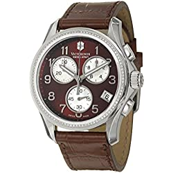 Victorinox Swiss Army Classic Chrono Diamond Women's Quartz Watch 241420