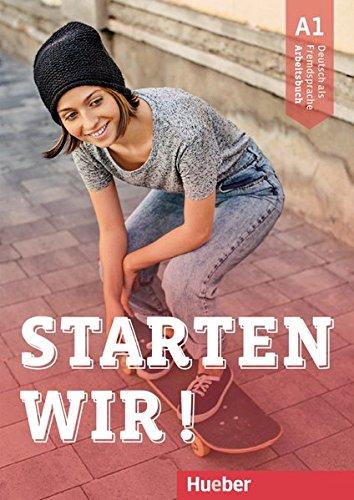 Starten wir! Deutsche als Fremdsprache. Arbeitsbuch. Per le Scuole superiori. Con ebook. Con espansione online: STARTEN WIR! A1 Ab+CD-Audio (ejerc.)