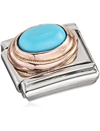 Nomination - Charms - Acier inoxydable  - Turquoise - 43050106