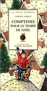 """Afficher """"Comptines pour le temps de Noël"""""""