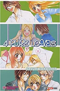 4 pure loves Edition simple One-shot